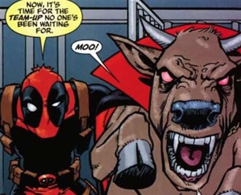 Deadpool y las alianzas más extrañas con el Universo Marvel