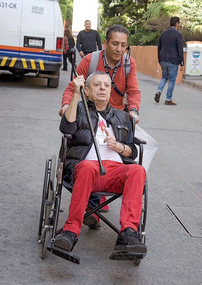 "César Bono: ""Mi organismo se está muriendo"" – TVyNovelas México"