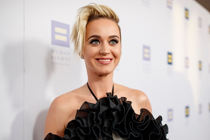 Katy Perry is already psyched to be a mother