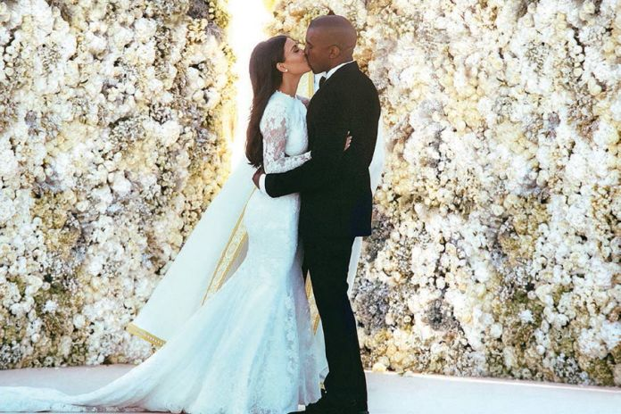 Kim Kardashian and Kanye West go on vacation and there is a condition