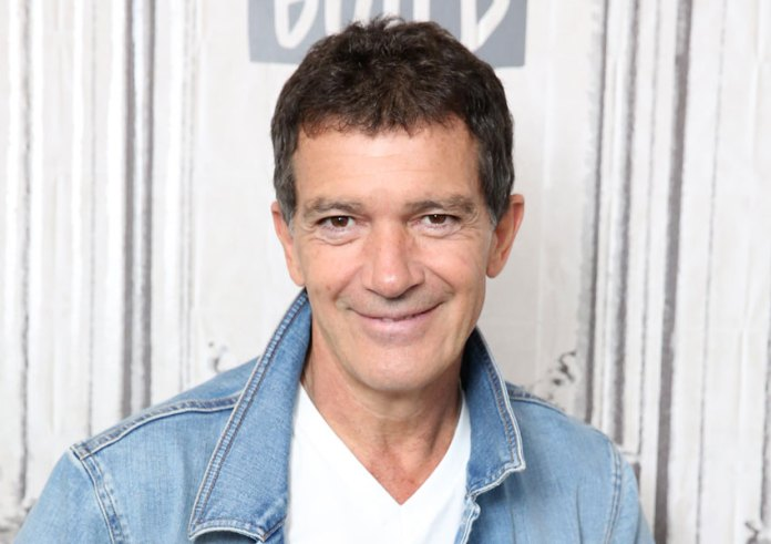 Antonio Banderas is quarantined far from his love