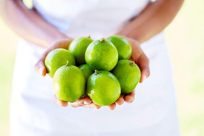 The Power of Green Food - Lemon