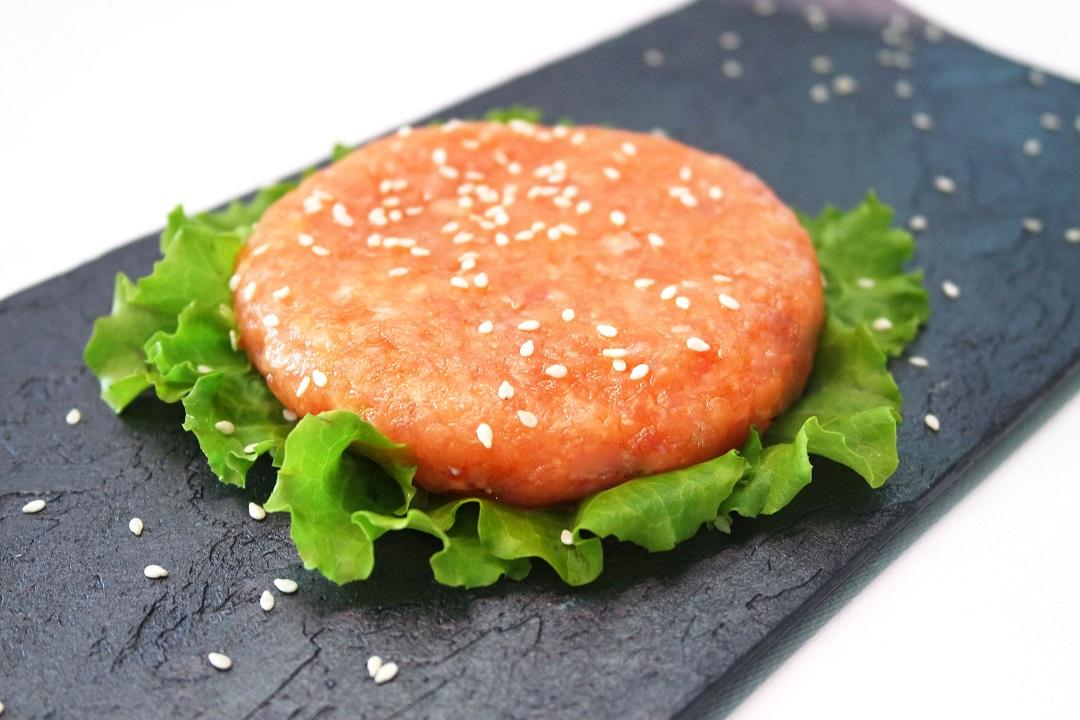 Hamburger di salmone - Fratelli Pagani Chef