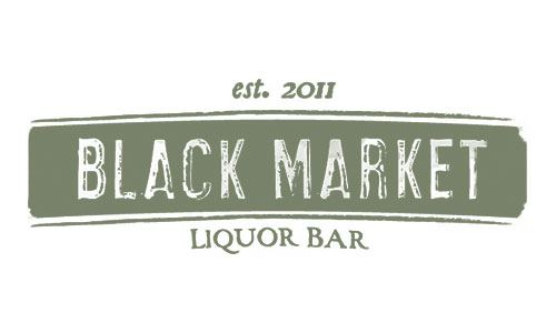 Logo of Black Market Liquor Bar