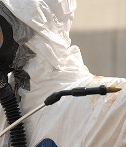 bioweapon decontamination