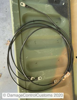 HMMWV Grounding Harness