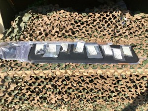 Sun Visor for HMMWV / HUMVEE