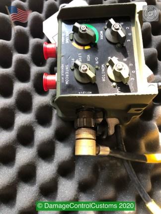 VIC-3 Intercom Cable