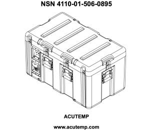 OPERATING INSTRUCTION TWO-TEMPERATURE HemaCool® Advanced Technology Blood Product Storage and Transport Refrigerator/Freezer Model HMC-MIL-1 NSN 4110-01-506-0895