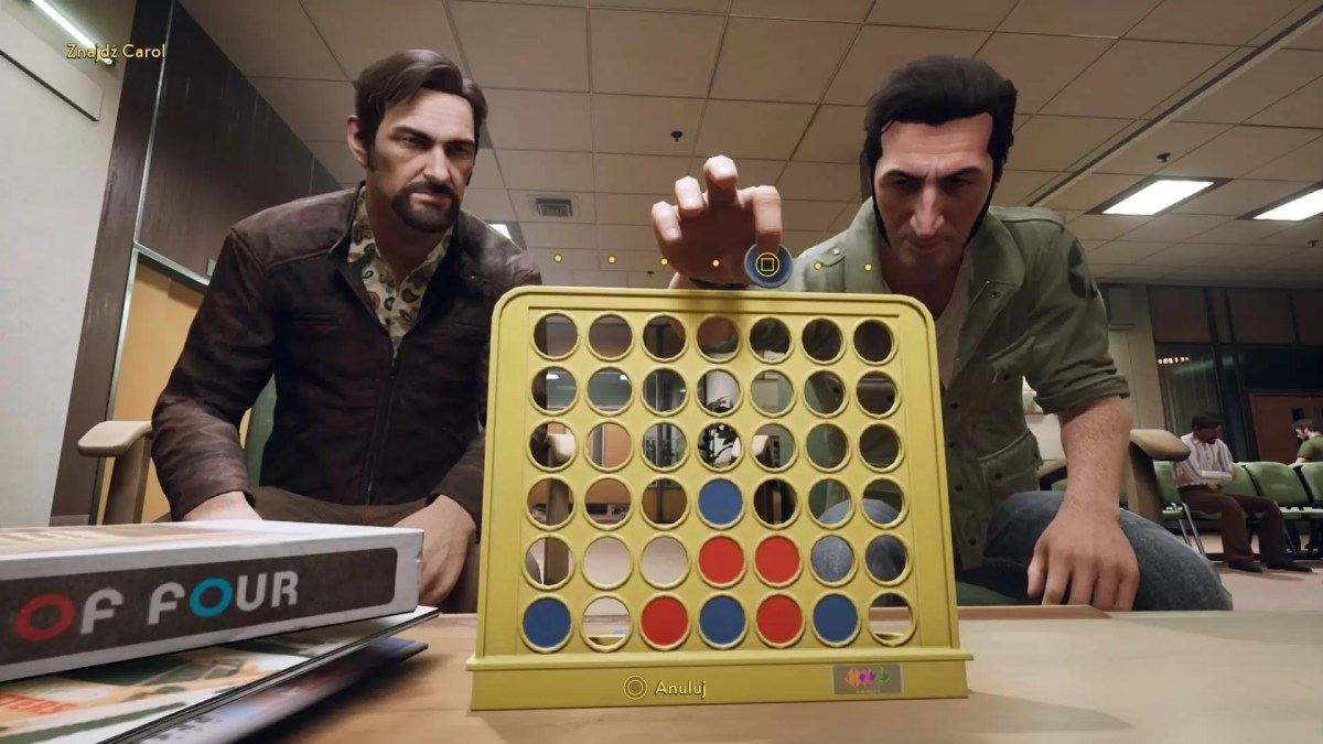 a way out recenzja opinie