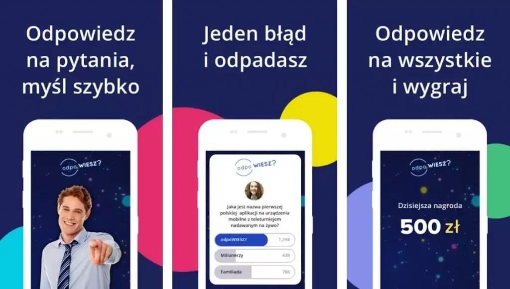 Odpowiesz aplikacja android
