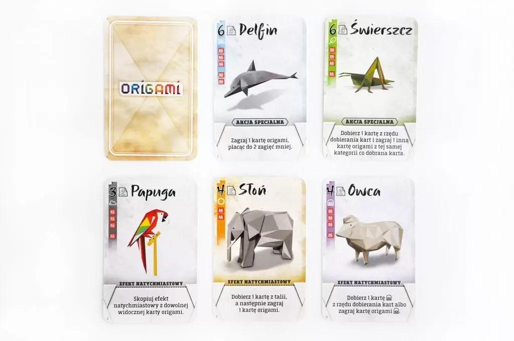 origami rebel recenzja