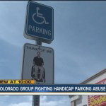 Colorado group fighting handicap parking abuse