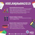 PWDs on Belanjawan2019