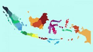 Gambar peta indonesia dibawah ini adalah peta resmi yang dikeluarkan oleh negara indonesia, bagi kalian yang ingin. Kumpulan Gambar Peta Indonesia Lengkap 34 Provinsi Keterangannya Damainesia