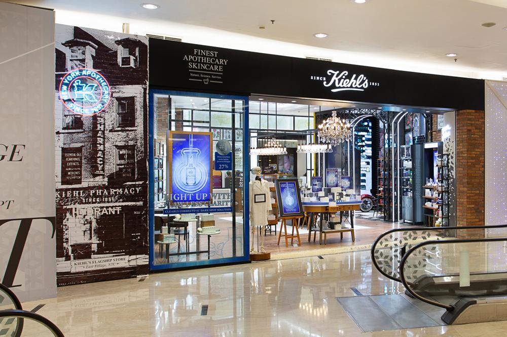 Kiehl's Opens New Flagship Store in Senayan City | DA MAN Magazine
