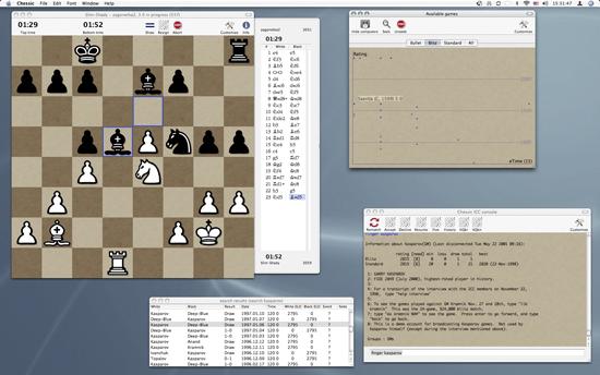 Chessic para ICC en Mac