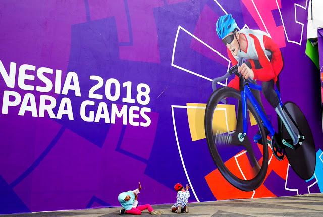 Pendidikan Moral Asian Para Games 2018