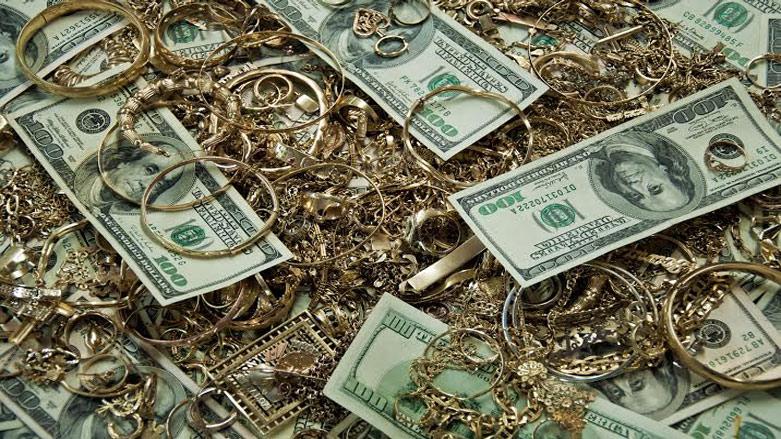 أسعار الذهب والدولار في دمشق