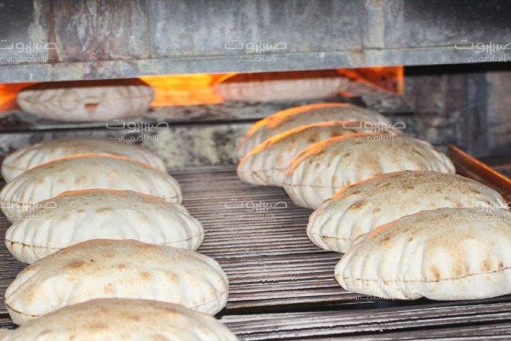آلية توزيع الخبز في دمشق