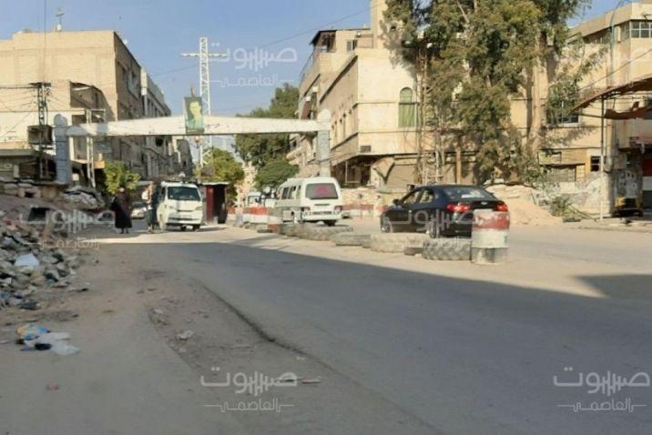 """إيقاف عشرات الشبان في الغوطة الشرقية لمخالفتهم قرار """"حظر التجول"""""""