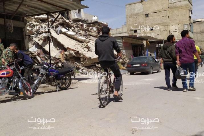 خسائر سوريا في 9 سنوات: 530 مليار دولار وتدمير 40 % من البنية التحتية