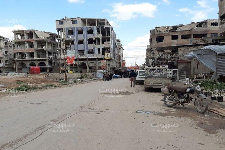 اعتقالات تطال 22 شخصاً في دوما بغوطة دمشق الشرقية