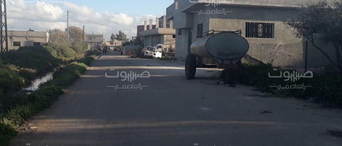 الأمن العسكري يعتقل أحد أبناء بلدة كناكر بريف دمشق