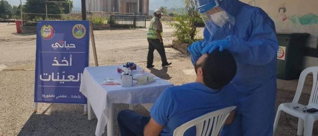 إصابة 6 سوريين في طرابلس اللبنانية بفيروس كورونا