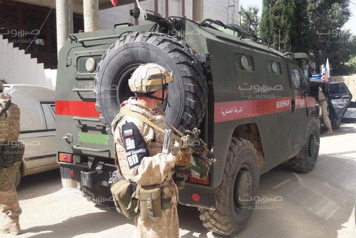 بامتيازات جديدة.. روسيا تنقل الدفعة الثانية من أبناء جنوب دمشق إلى ليبيا