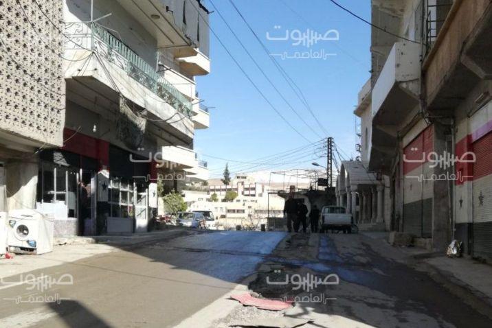 ريف دمشق اعتقالات تطال خمسة من عناصر تسويات وادي بردى