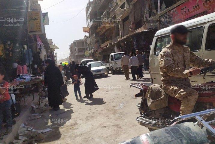 لتجنيدهم إجبارياً.. اعتقالات تطال 45 شاباً في مدينة دوما بالغوطة الشرقية