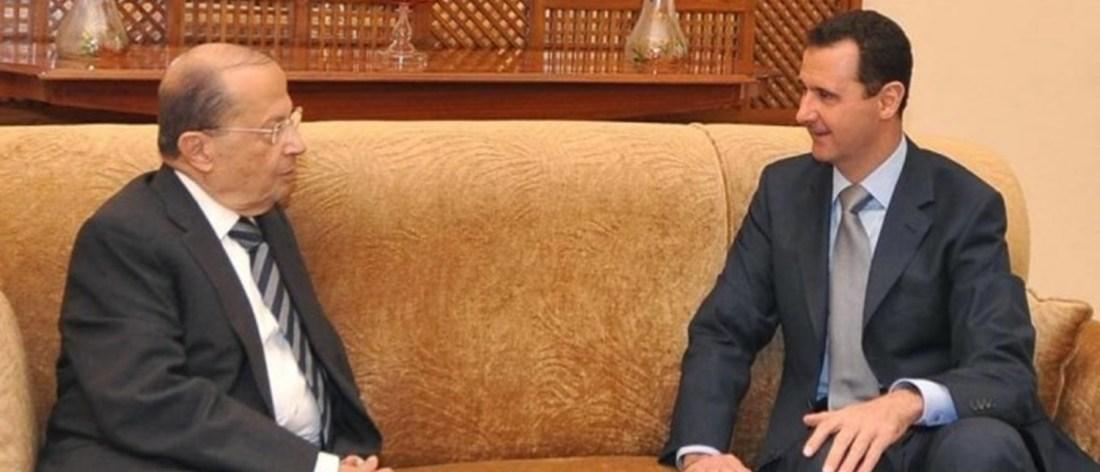 """اللبنانيون المتعاملون مع النظام السوري في مرمى """"قيصر"""""""