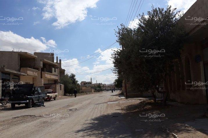 النظام يُطلق سراح اثنين من معتقلي مدينة الرحيبة بريف دمشق