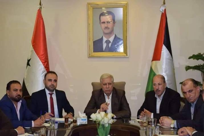 بعد الكوادر الطبية.. كورونا يتفشى بين قيادات فرع حزب البعث بريف دمشق