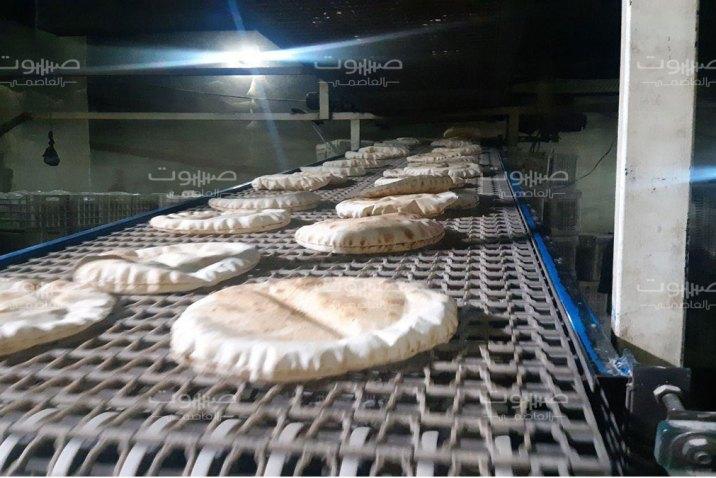 محافظة دمشق تخفّض مخصصات الخبز لحاملي البطاقة الذكية