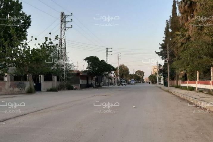 اعتقالات تطال 13 شاباً من أبناء جسرين في الغوطة الشرقية