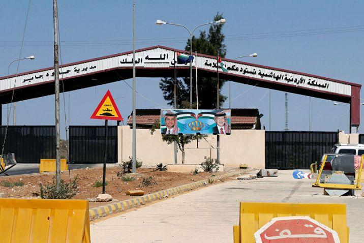 الإعلان عن موعد افتتاح معبر نصيب الحدودي مع الأردن