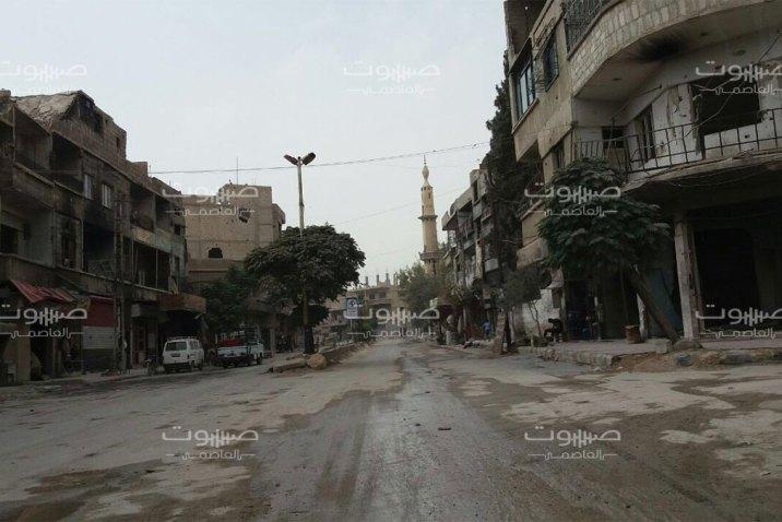 الغوطة الشرقية: الأمن العسكري يعتقل اثنين من أعضاء الكادر الطبي في حمورية