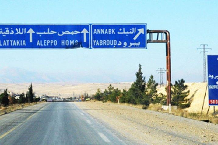 خلال ساعتين.. حادثا سير على أوتوستراد دمشق- حمص