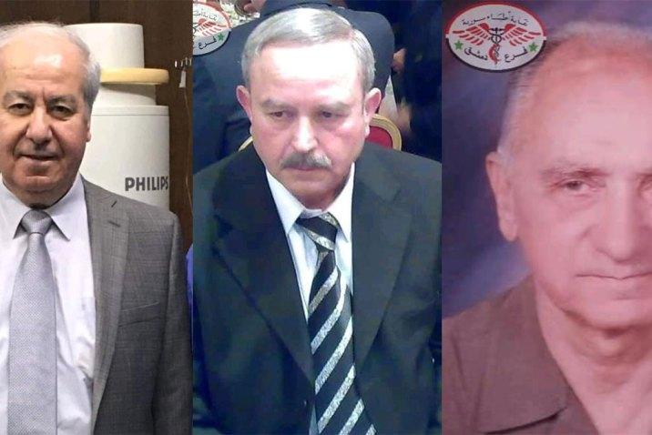 نقابة أطباء دمشق تنعي 5 من أطبائها جراء الإصابة بفيروس كورونا