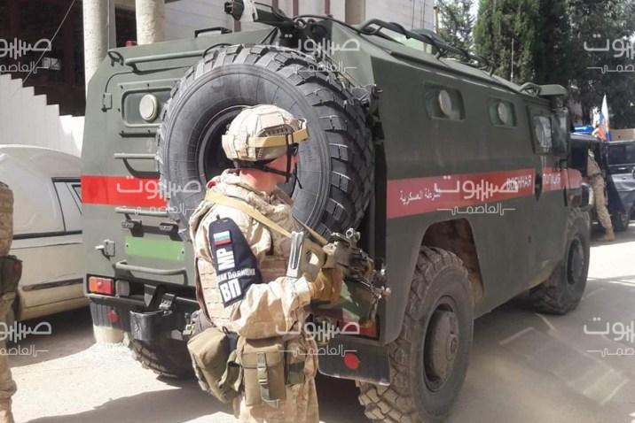 الروس يتجهزون لإرسال الدفعة الرابعة من أبناء جنوب دمشق للقتال في ليبيا