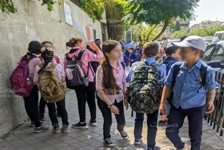 الصحة المدرسية ارتفاع حصيلة الإصابات بفيروس كورونا إلى 41 في مدارس سوريا