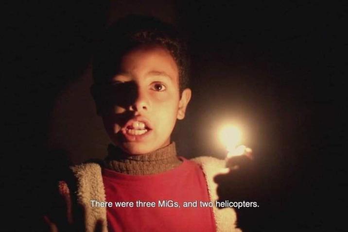 """وثائقي """"دوما تحت الأرض"""" يفوز بجائزتين في البرتغال"""
