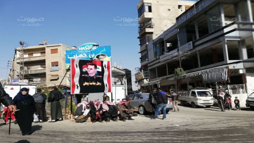 اعتقال مدير مدرسة وعدد من تلاميذ الأفيوني في قدسيا بريف دمشق