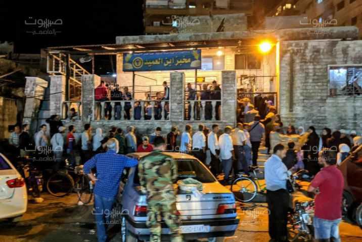 """""""الأسد يدمّر سوريا"""".. واشنطن تعلّق على """"طوابير"""" الجوع"""
