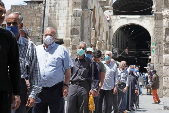 سوريا في طريقها إلى ذروة الموجة الثانية من كورونا أقسى وأصعب من سابقتها