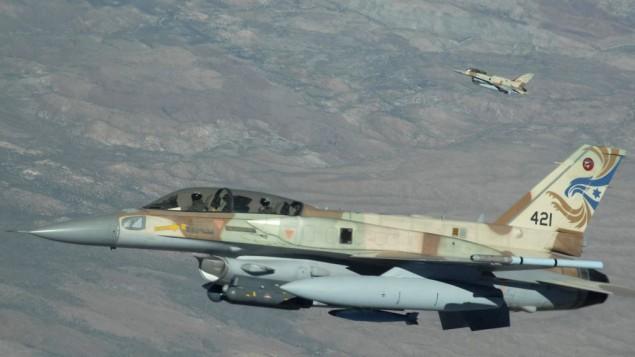 إسرائيل: قصفنا مواقع لفيلق القدس، والنظام يُعلن خسائره
