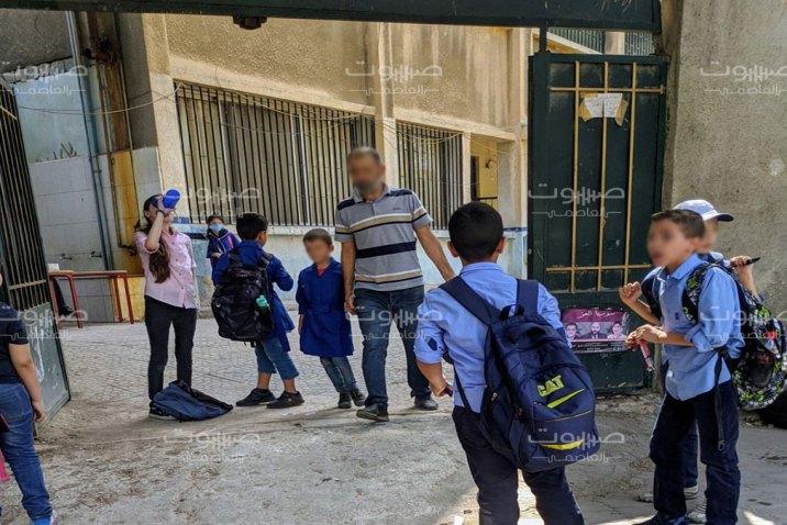 وزير التربية من غير المنطقي إيقاف الدوام الدراسي في سوريا بسبب كورونا