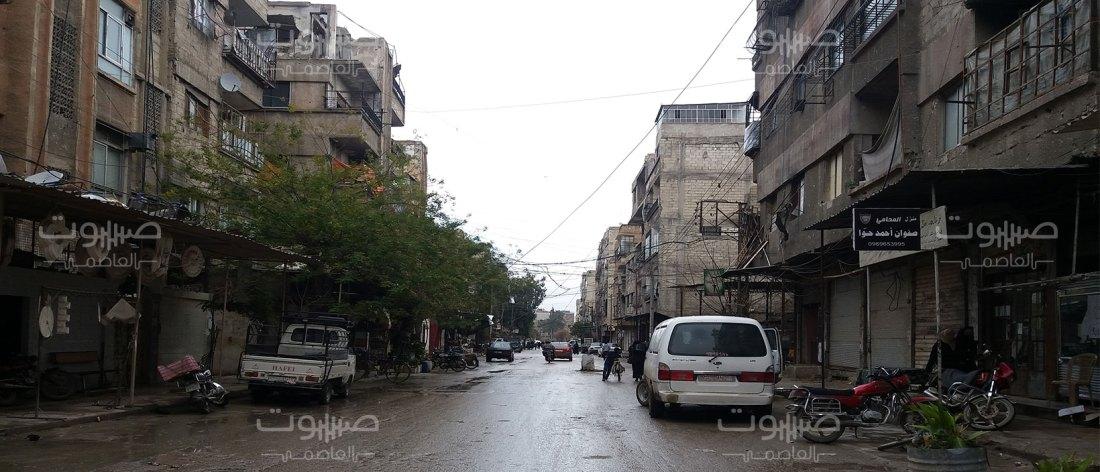 الفرقة الرابعة تعتقل أربعة من أطفال دوما في الغوطة الشرقية